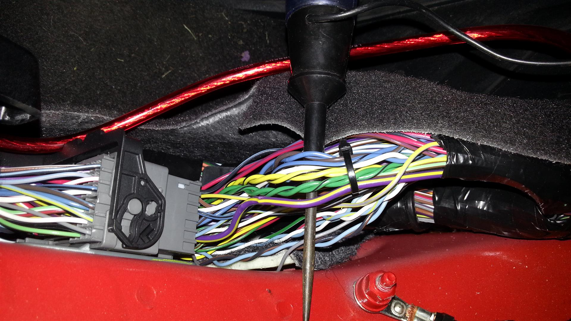 speaker wire color codes - chevy sonic owners forum  chevy sonic owners forum